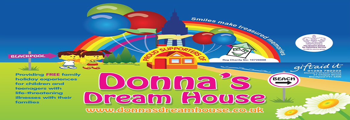 Donna's Dream House Banner